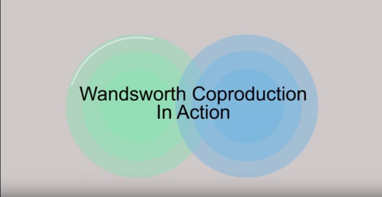 Wandsworth Coproduction in Action