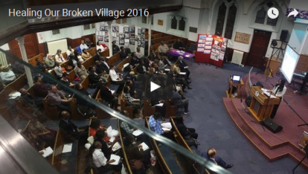 Healing Our Broken Village 2016