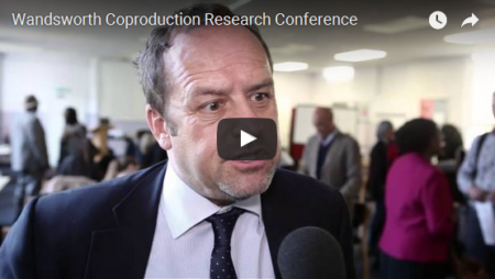 Wandsworth Coproduction Research Conference