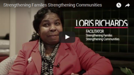 Strengthening Familes Strengthening Communities