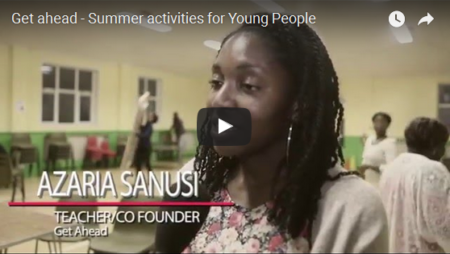 Get ahead – Summer activities for Young People