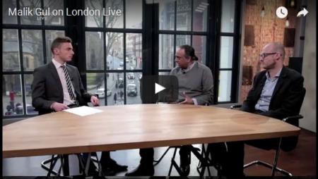 Malik Gul on London Live
