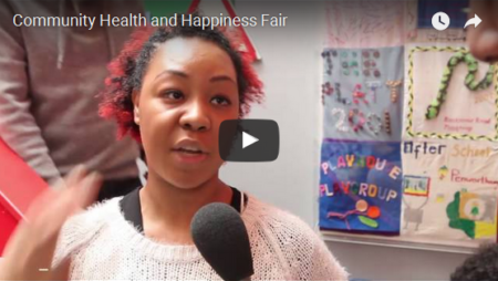Community Health and Happiness Fair with KLS