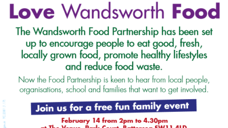 Love Wandsworth Food 14.02.2017
