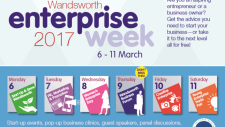 Wandsworth Enterprise Week 2017