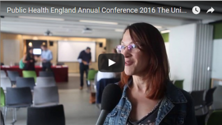 Public Health England Conference 2016