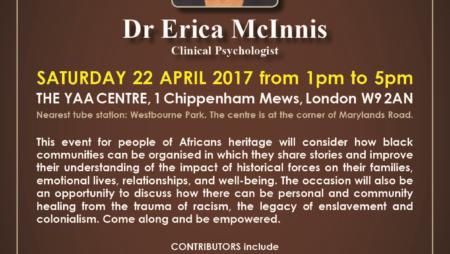 Community Healing Event