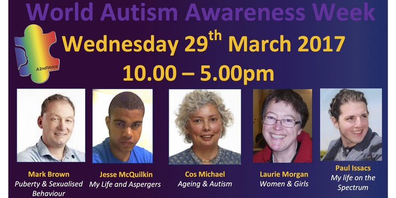 Upcoming Events – Autistic Adults Exist Too – World Autism