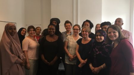 Advice First Aid Training First Cohort Complete