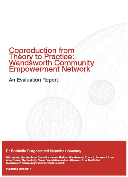 Coproduction Evaluation Project