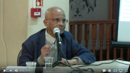 Emeritus Professor Suman Fernando