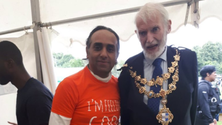 Heartfelt tributes pour in for 'larger than life' Mayor of Wandsworth Jim Maddan who has died