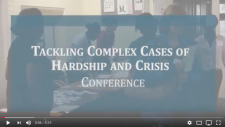 Help Through Hardship Crisis Conference Video