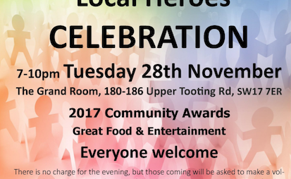 BATCA Local Heroes Award Ceremony