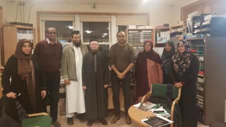 Meeting with the Muslim Network for Family Care
