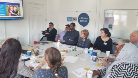 Advice First Aid Quarterly Cohort meeting – Family Rights